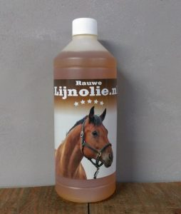 Lijnolie 1 liter