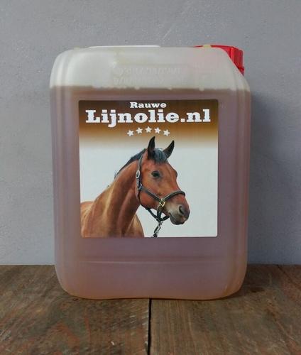 Lijnolie 5 liter