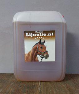 Lijnolie 10 liter